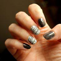 abstract nail