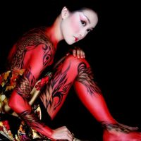 bodypainting 2