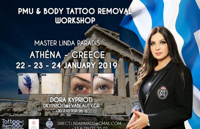 PMU & Body Tattoo Removal Masterclass