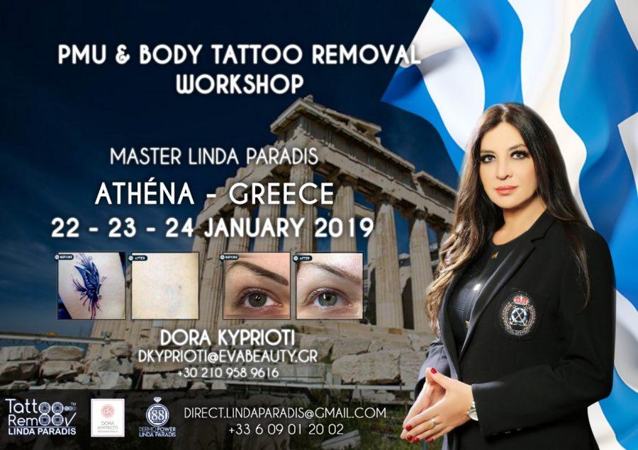 PMU & Body Tattoo Removal Masterclass