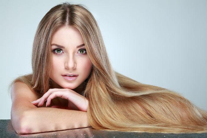 Μυστικό για πυκνά μαλλιά